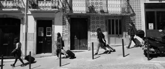 Gentrifieringen har fått ett högt pris i Lissabon.