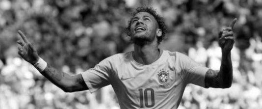 Varumärket Neymar gör mål i sin comeback.