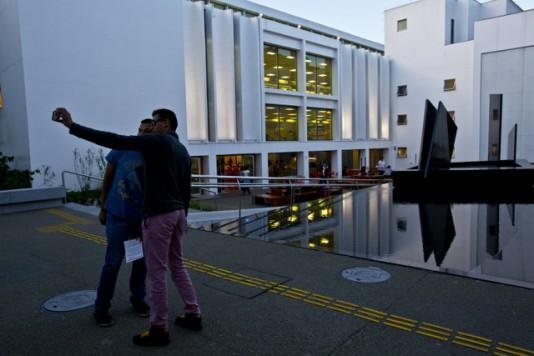 Stoltheten över det nya stadsbiblioteket i Rio sprider sig