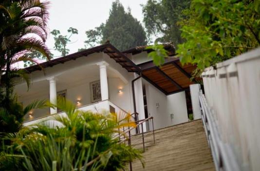 Stefans Zweigs hus i Petrópolis
