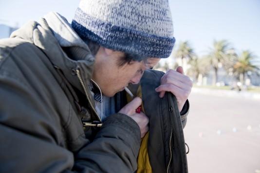 Felipe Lostorto, 21, går på journalisthögskolan och odlar maja hemma.
