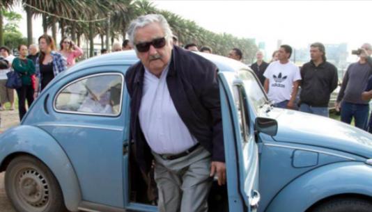 Efter fem år avgår Mujica med ett större stöd än när han blev vald. Något väldigt ovanligt i Latinamerika