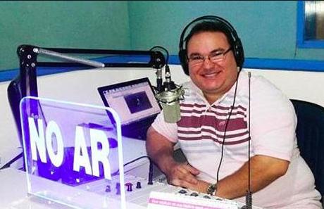 Journalisten Gleydson Carvalho sköts till döds mitt under direktsändning