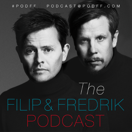 Underhållningsduon Filip & Fredrik