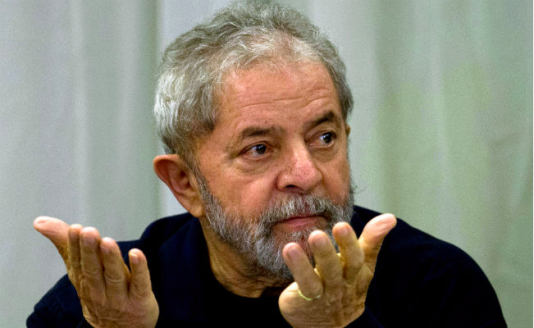 Lulas anhängare menar att han är politisk förföljd