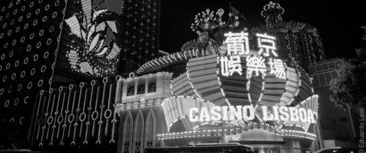 Casino Lisboa är det första kasinot som öppnade i Macao redan 1970.