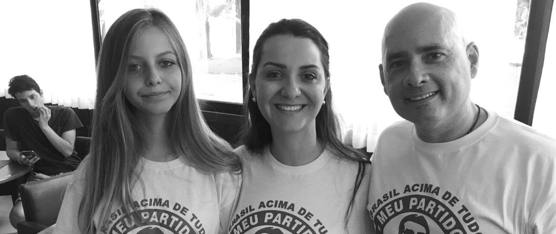 Familjen Loiola är högernationalister från São Paulo som älskar Bolsonaro.