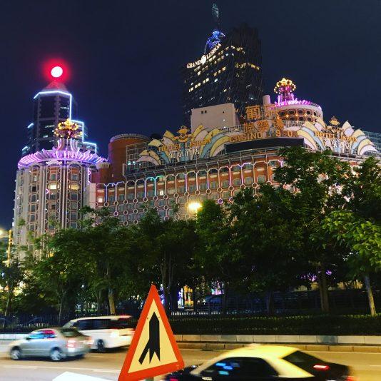 Casino Lisboa – första kasinot i Macao.